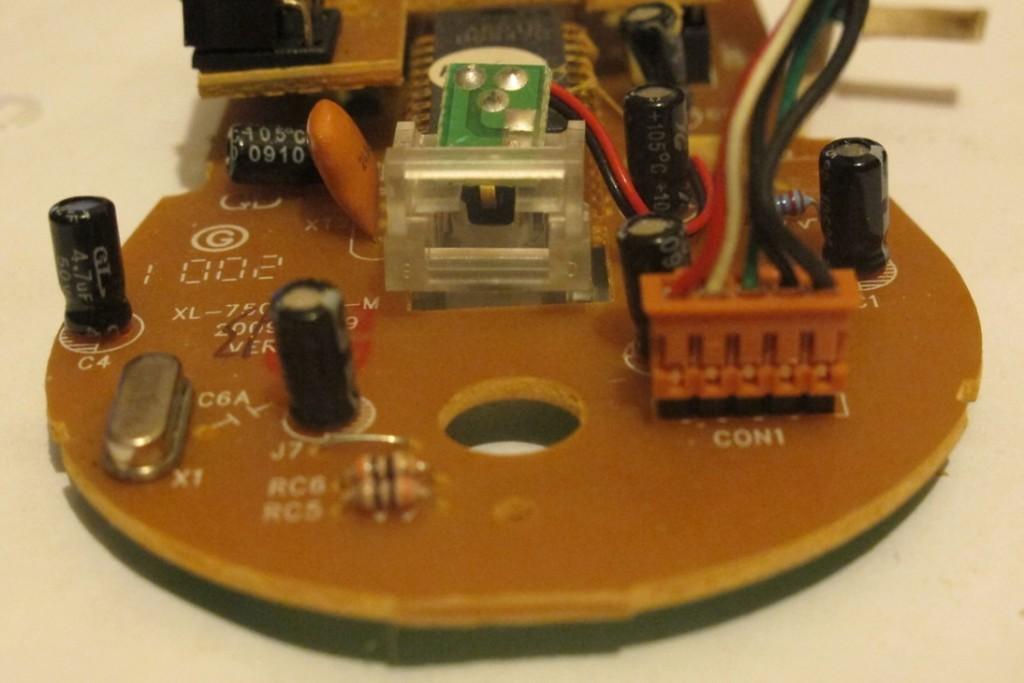 Проводная мышь из беспроводной своими руками 84