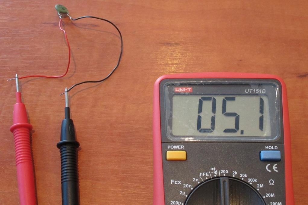 Как проверить термистор