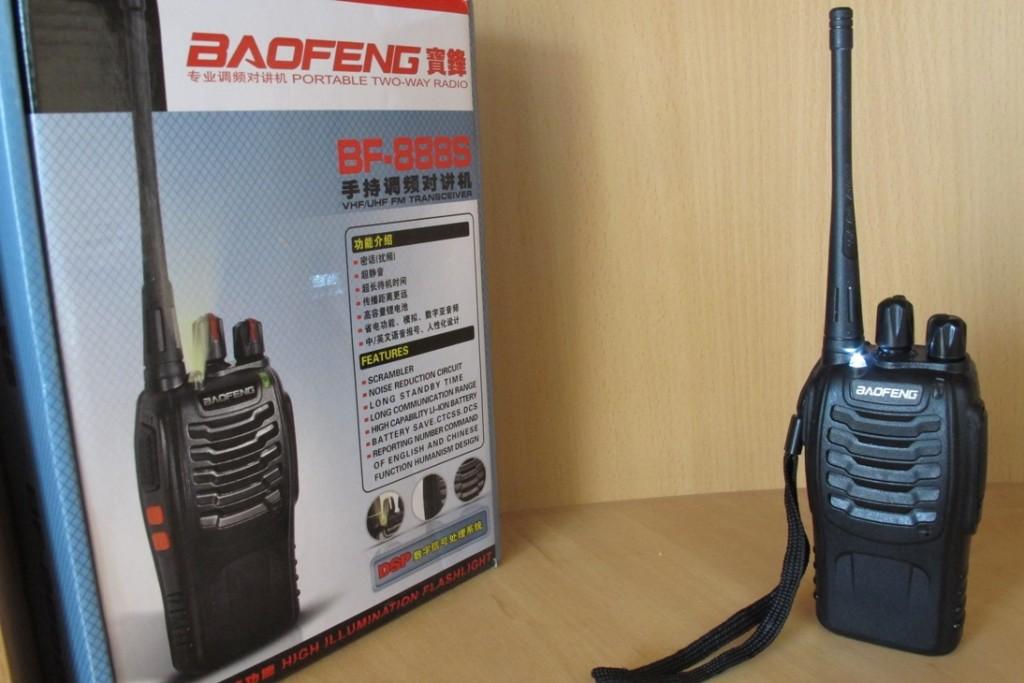 Обзор BaoFeng 888S