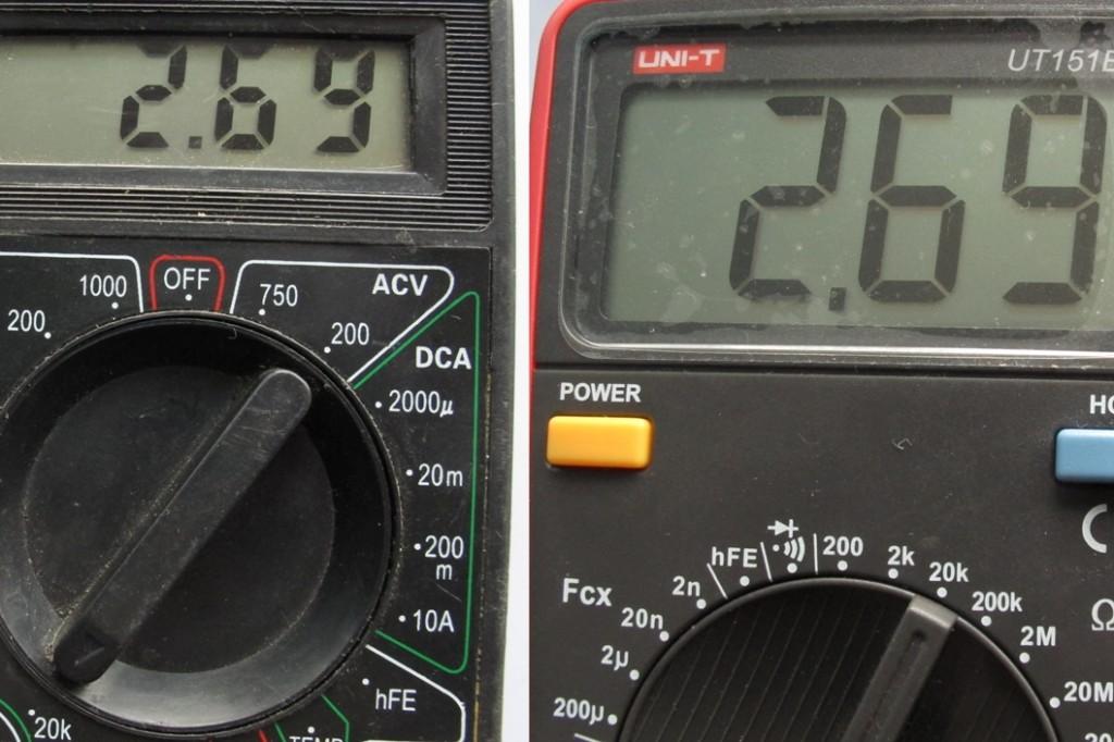 Обзор мультиметра DT 838