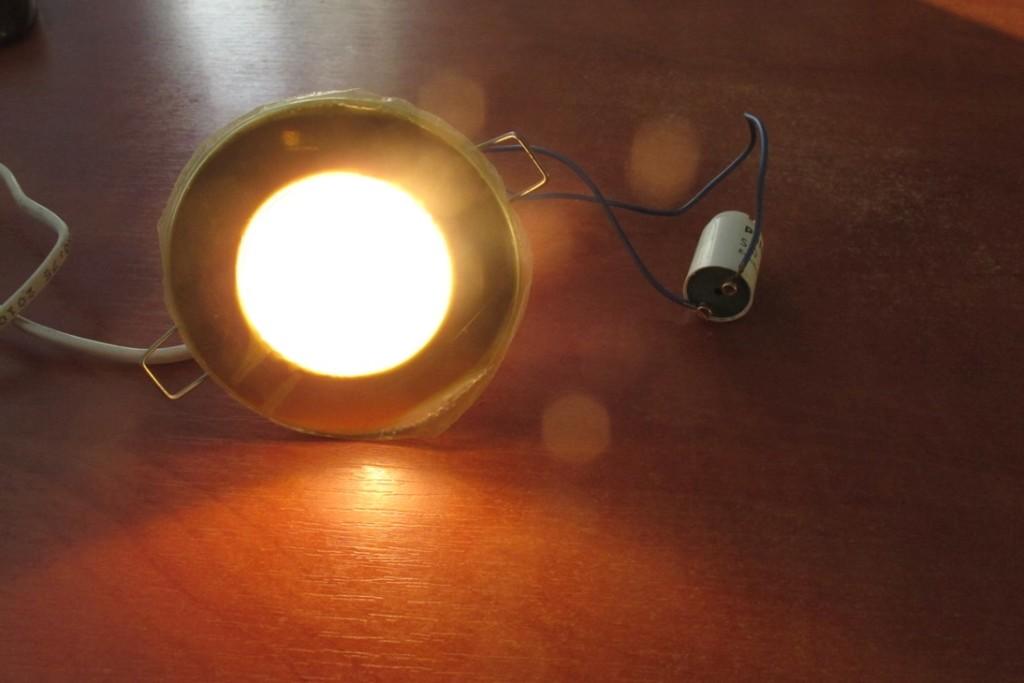 Как проверить стартер люминесцентной лампы