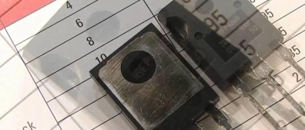 Как измерить коэффициент усиления транзистора