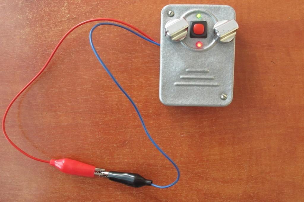 прибор для проверки межвиткового замыкания