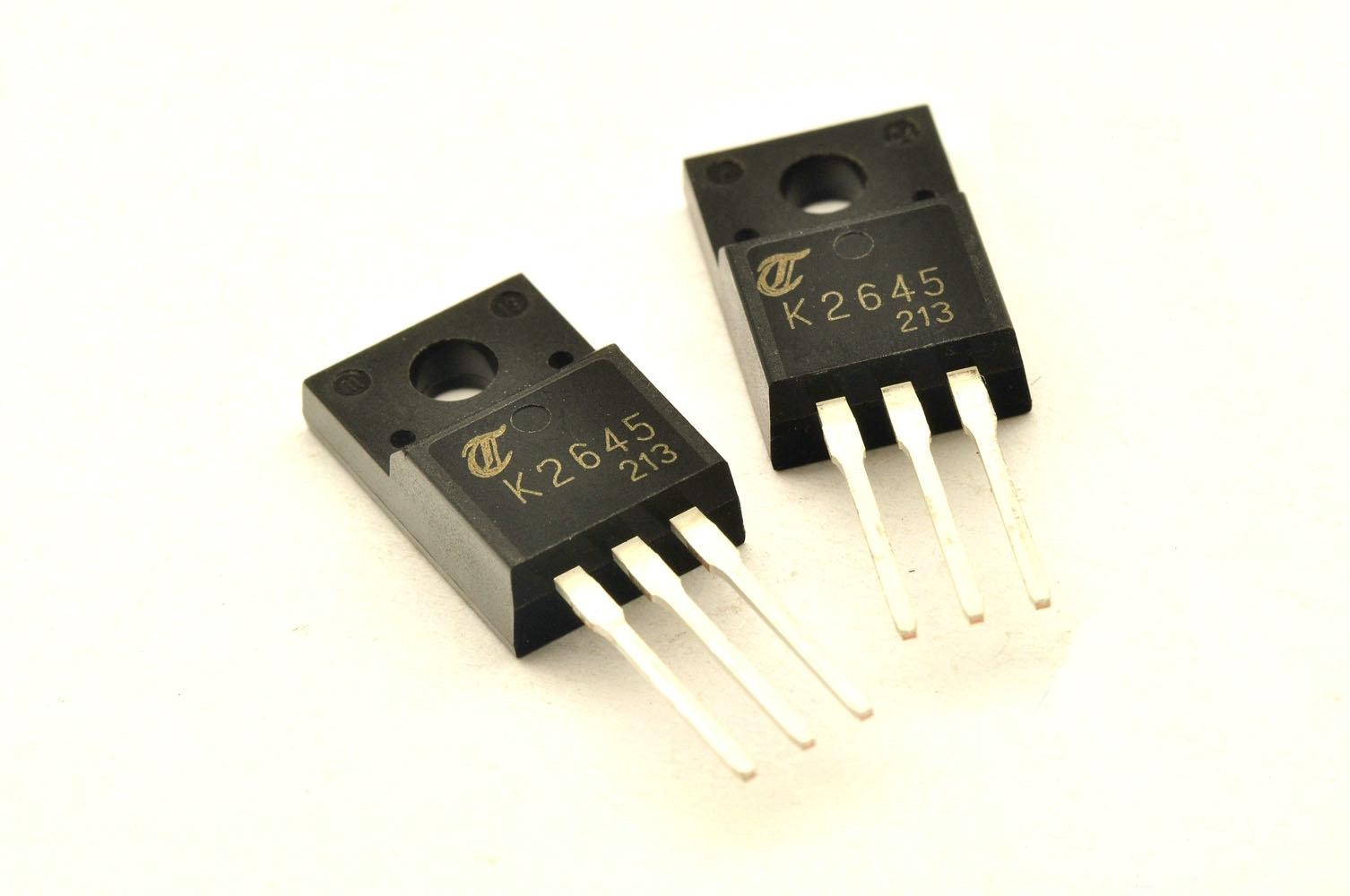 Как проверить полевой транзистор мультиметром ...