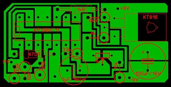 КР198НТ11 схема