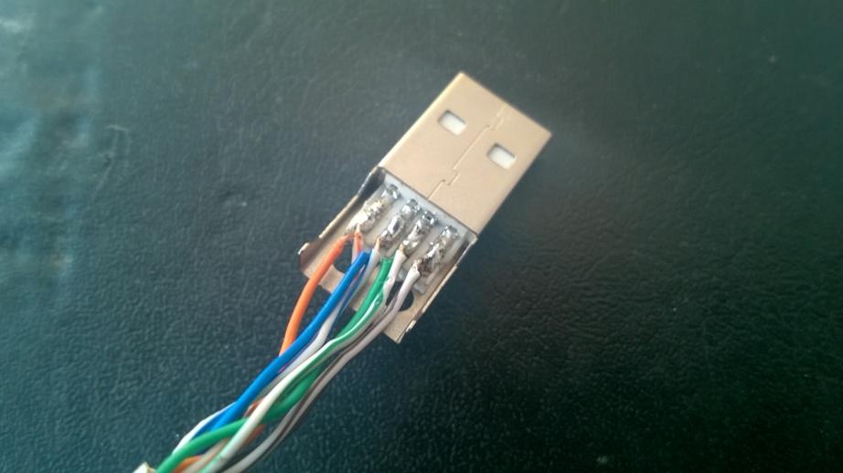 USB удлинитель своими руками