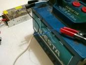 Зарядное устройство из блока питания светодиодных лент