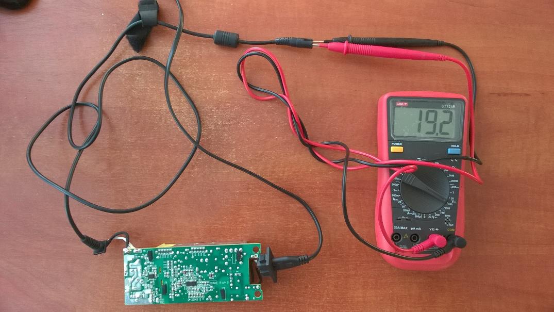 Зарядное устройство из блока питания ноутбука - Diodnik