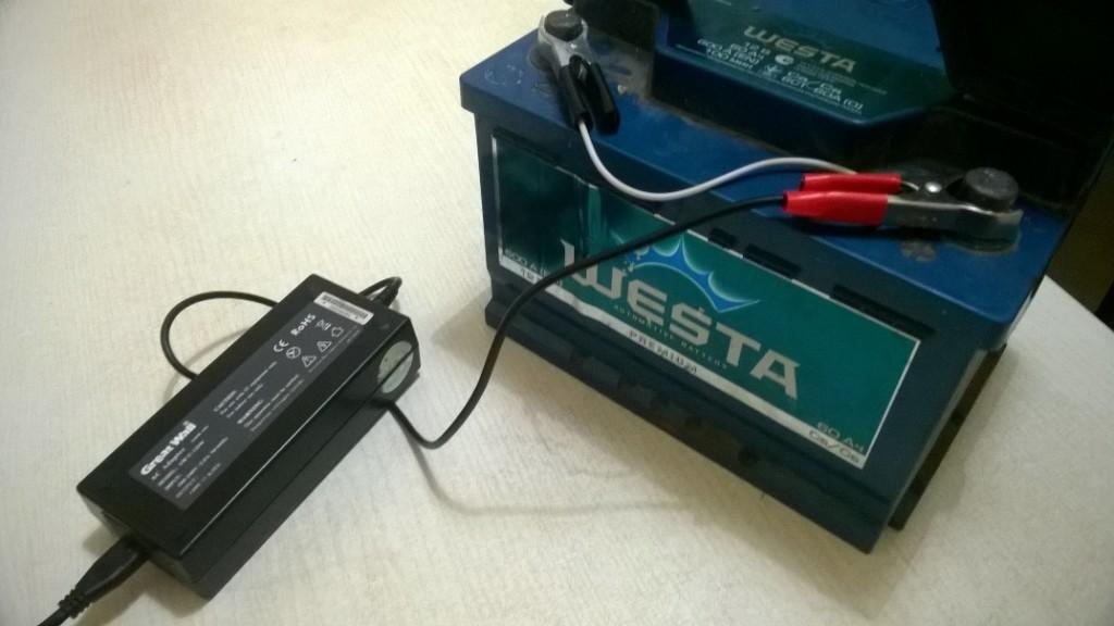 Зарядка для аккумулятора машины своими руками 27