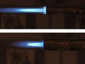Газовая горелка Topex 44E102