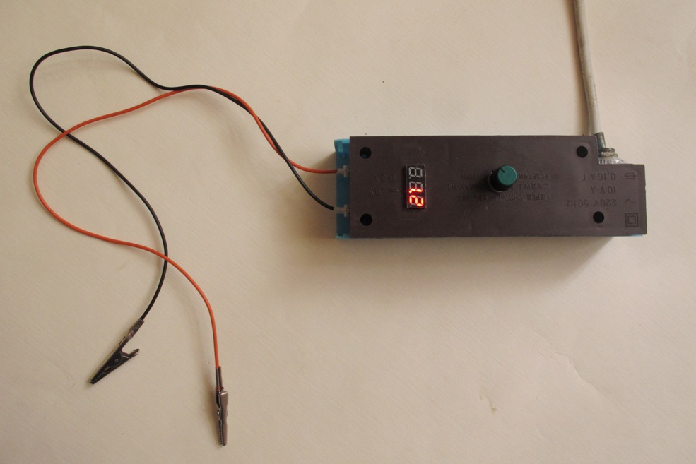power supply on LM317 How to make