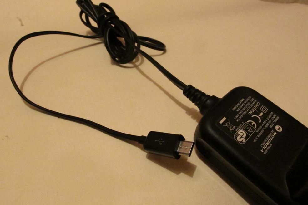 Замена штекера зарядки