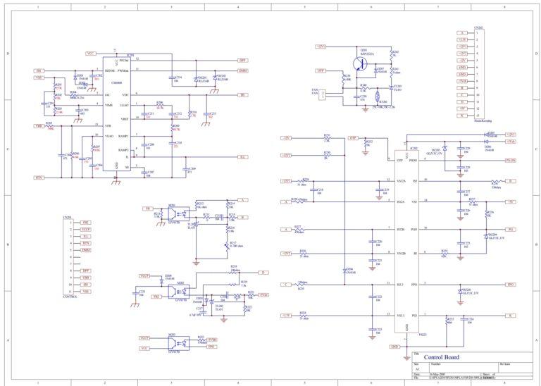 Fsp group inc atx-350pnr схема