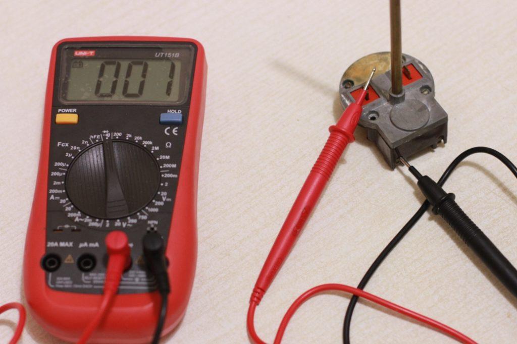 Как проверить терморегулятор водонагревателя