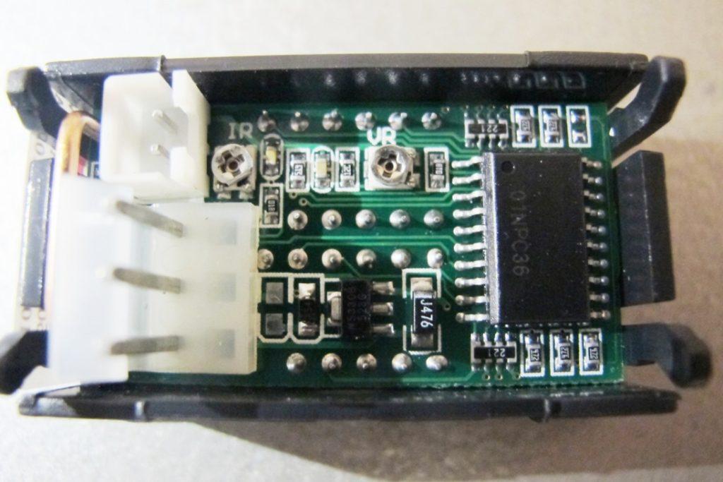Китайский вольтамперметр фотообзор