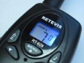 Обзор RETEVIS RT628