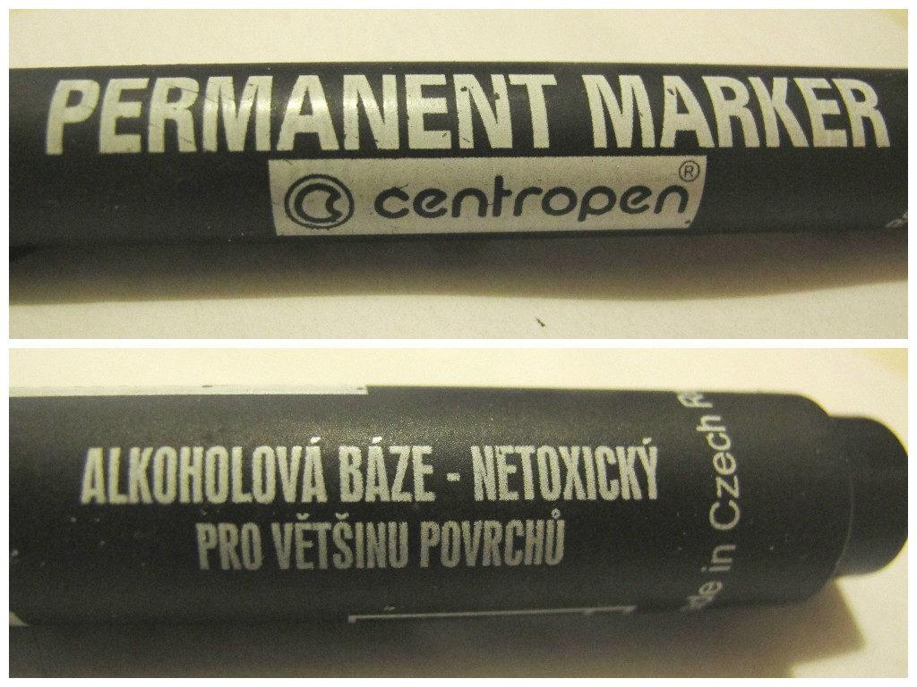 маркер для печатных плат