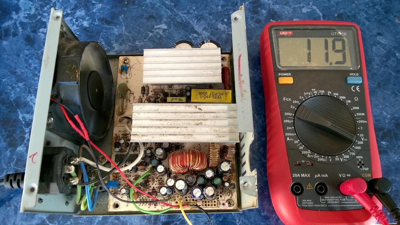Как сделать зарядное устройство из компьютерного блока питания fsp250 368