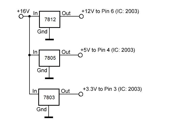 Переделка блока питания в зарядное устройство на ШИМ 2003