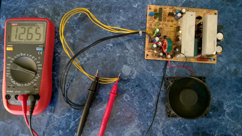 Как сделать зарядное устройство из компьютерного блока питания fsp250 556