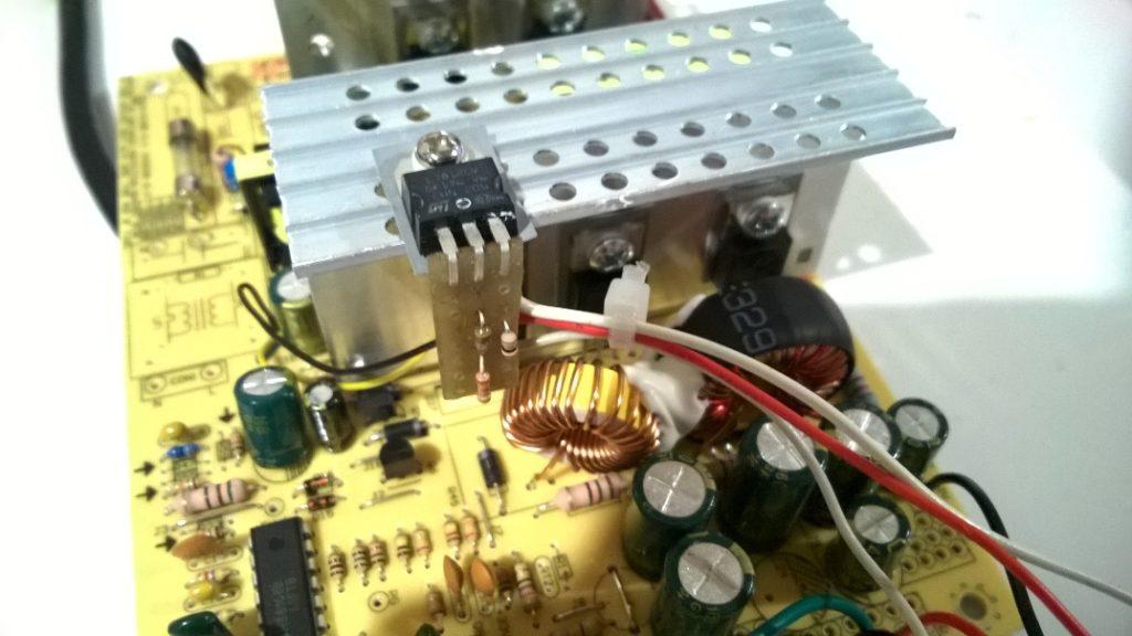 зарядное из блока питания компьютера