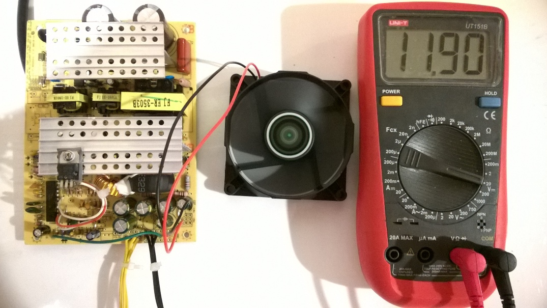 зарядное из блока питания компьютера Зарядное Устройство На Основе Блока Питания Atx