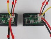 Как подключить вольтамперметр к зарядному устройству