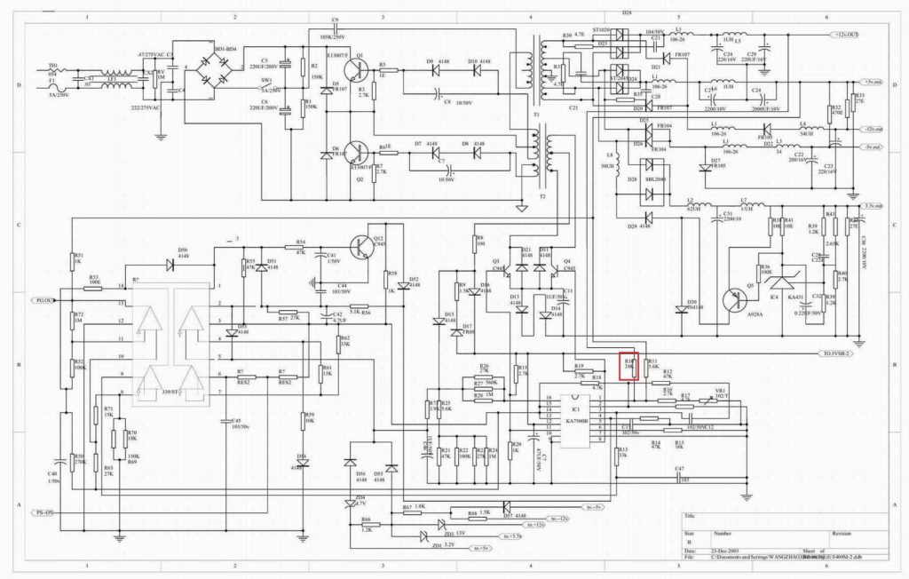 схему Microlab 350w