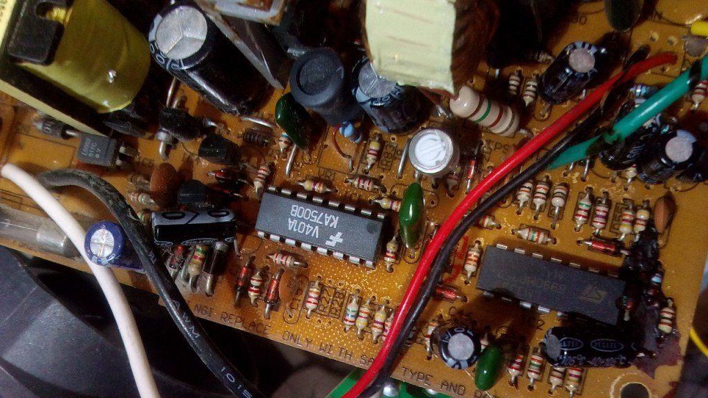 Microlab 350w переделка