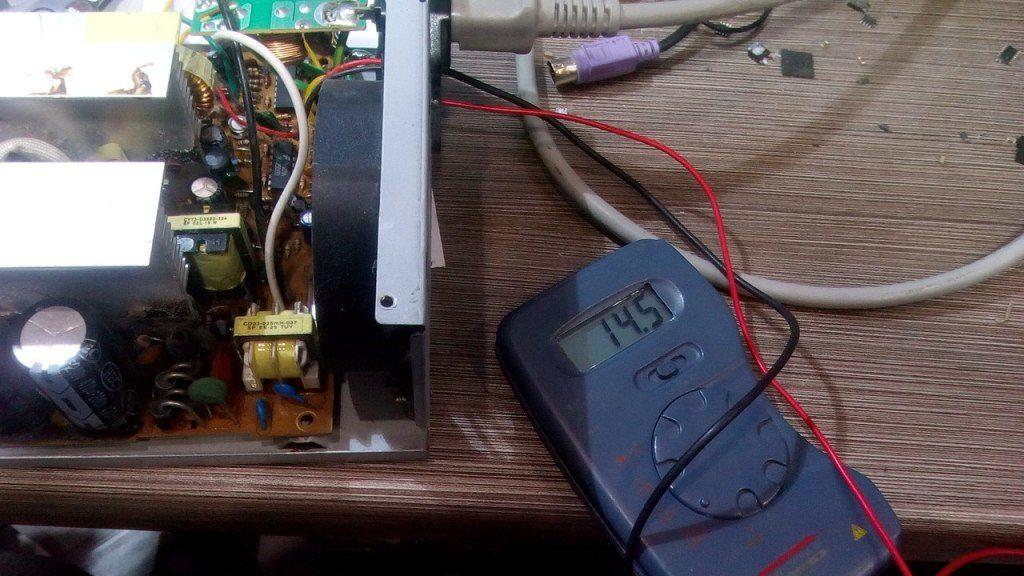 переделка Microlab 350w