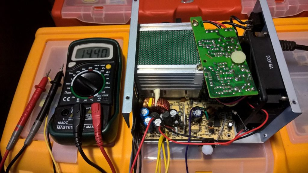 блок питания атх зарядное устройство