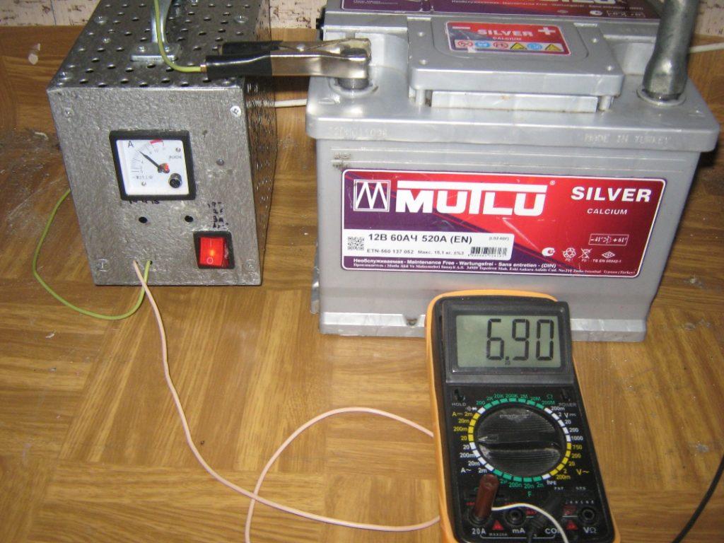 зарядное для аккумулятора +из блока питания компьютера