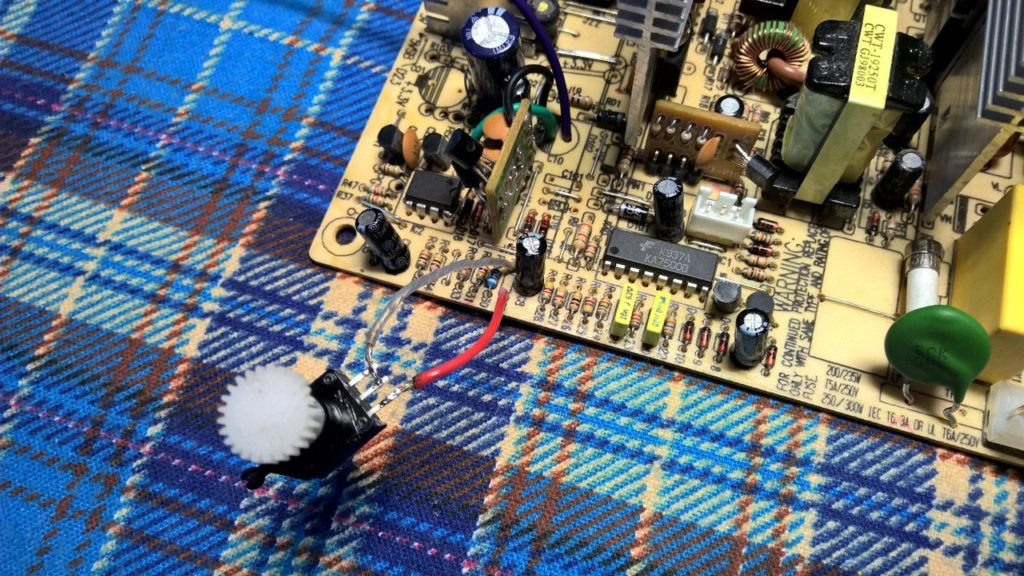 зарядное для аккумулятора из компьютерного блока питания