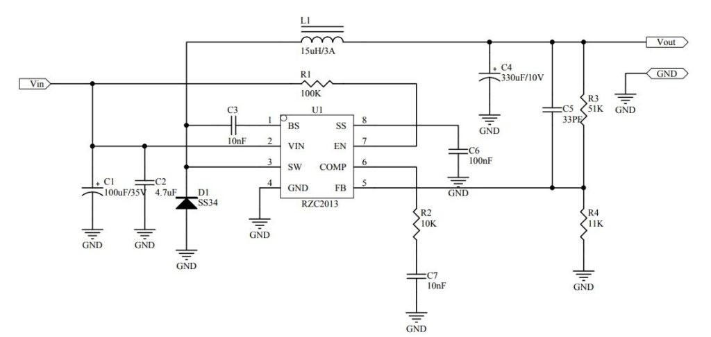 RZC2013 схема