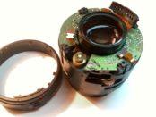 Canon EF 50mm f/1.4 USM – ремонт геликоида