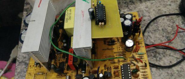 как заменить SG6105 на TL494