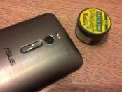 Как убрать царапины со стекла камеры телефона