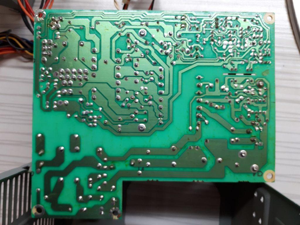 Переделка Compaq PS-5201-4B