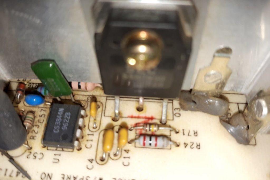 блок питания Compaq PS-5201-4B