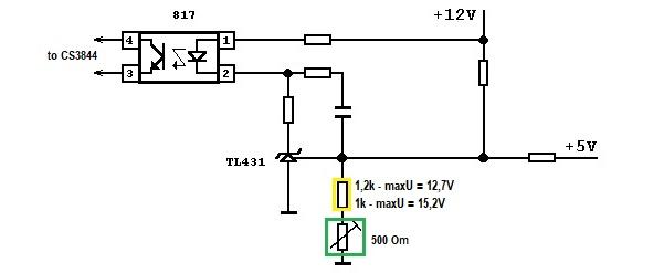 Переделка в зарядное устройство блока питания Compaq