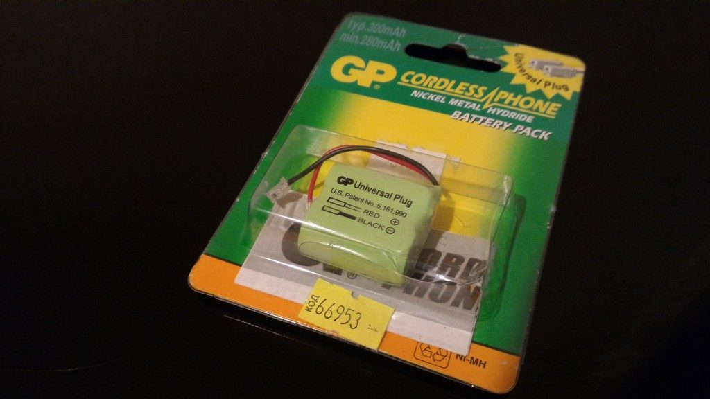 GP Batteries T154 NiMh