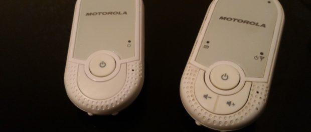 Радионяня Motorola MBP 11 – подбор и замена аккумулятора