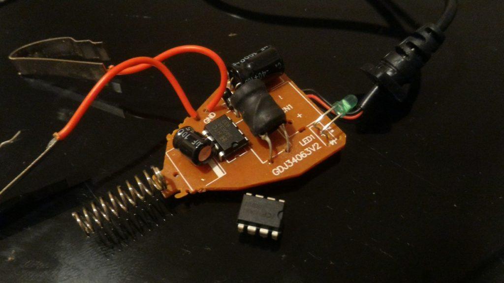 Dex DVR-175 блок питания ремонт