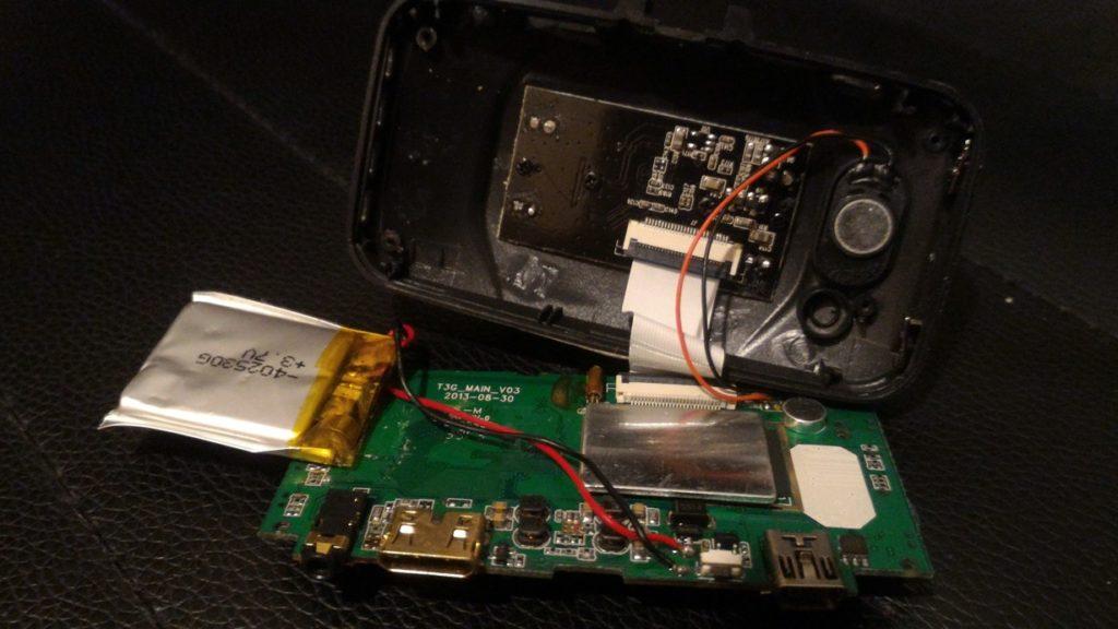 Dex DVR-175 аккумулятор