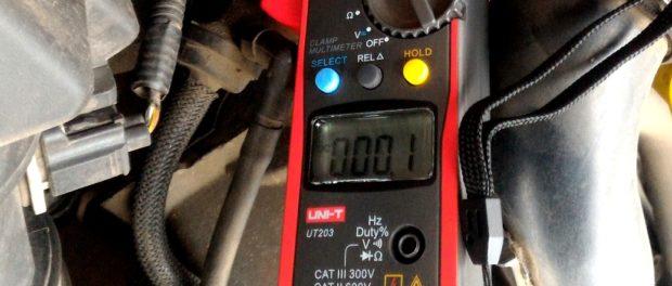 Токовые клещи UNI-T UT203 – обзор, тесты
