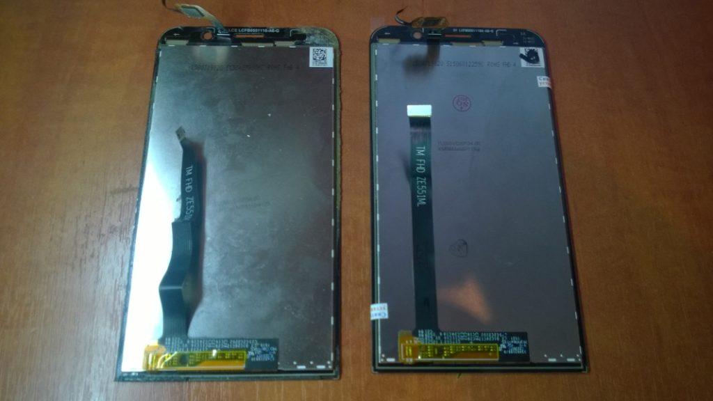 TM и AUO Asus Zenfone 2 ZE551ML