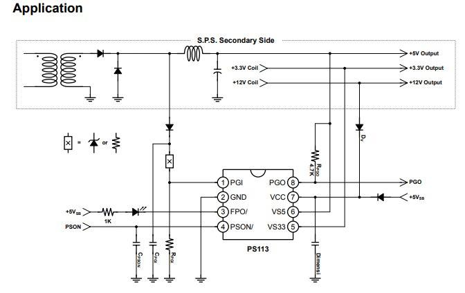 Супервизор PS113