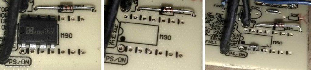 Супервизор PS113 отключение