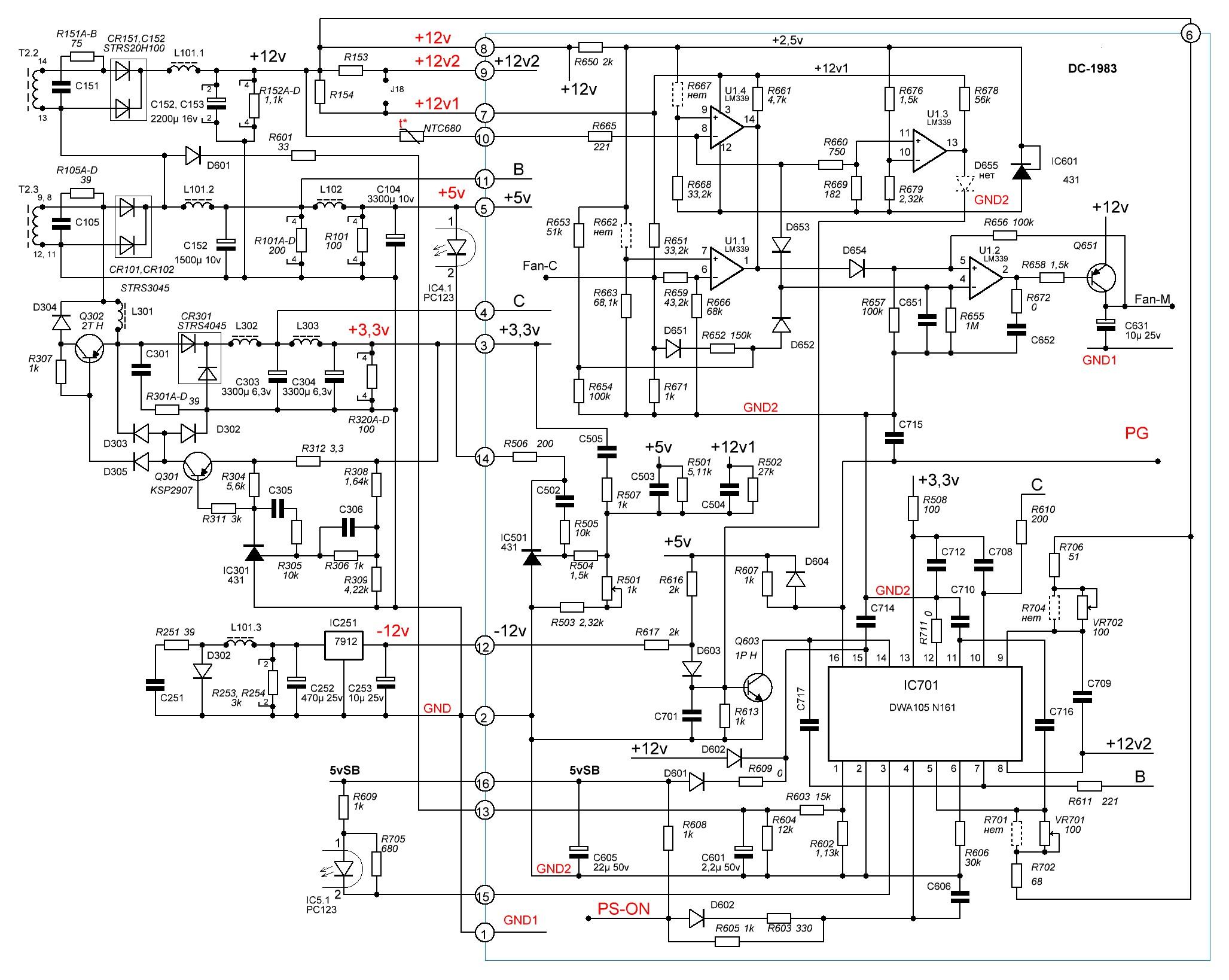 GPS-400AA-101 A u0441u0445u0435u043cu0430.