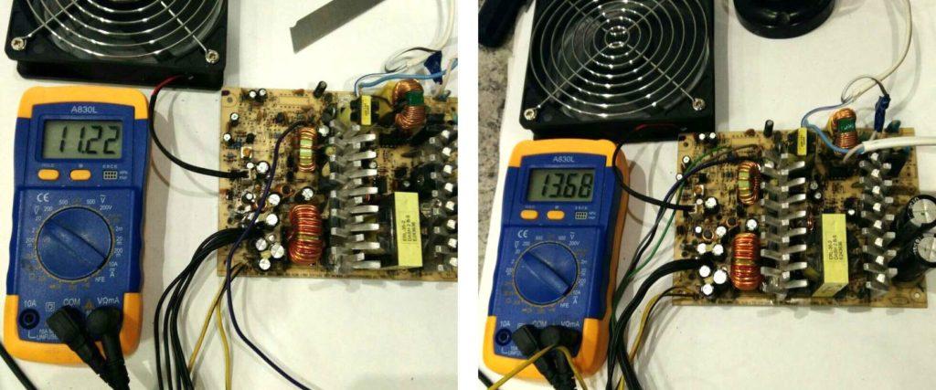 Переделка в зарядное блока питания INWIN POWER MAN IP-S350Q2-0